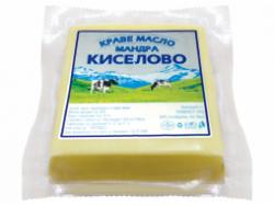 Краве масло мандра Киселово