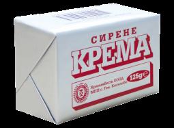 Крема сирене  - класик  125гр