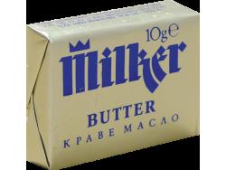 """Краве масло """"Milker Butter"""" 82% кетъринг 10гр"""