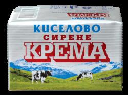 """Крема сирене """"Киселово"""" 125гр"""