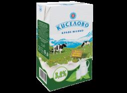 """Прясно Мляко """"Киселово"""" 3.2%"""