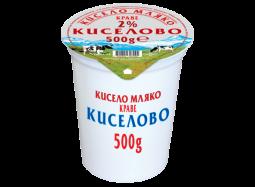 "Кисело Мляко ""Киселово"" 2%"
