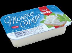 "Топено сирене ""Милкер"" – Натурално 170гр"