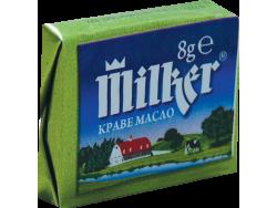 """Краве масло """"Milker Butter"""" 82% Кетъринг 8гр"""